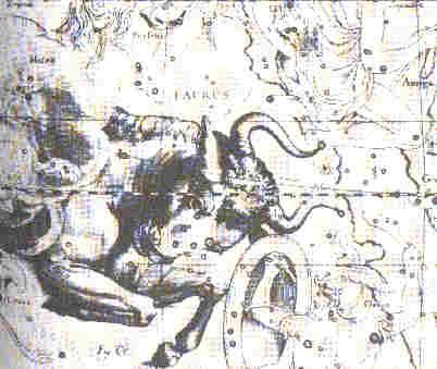 siebengestirn der plejaden